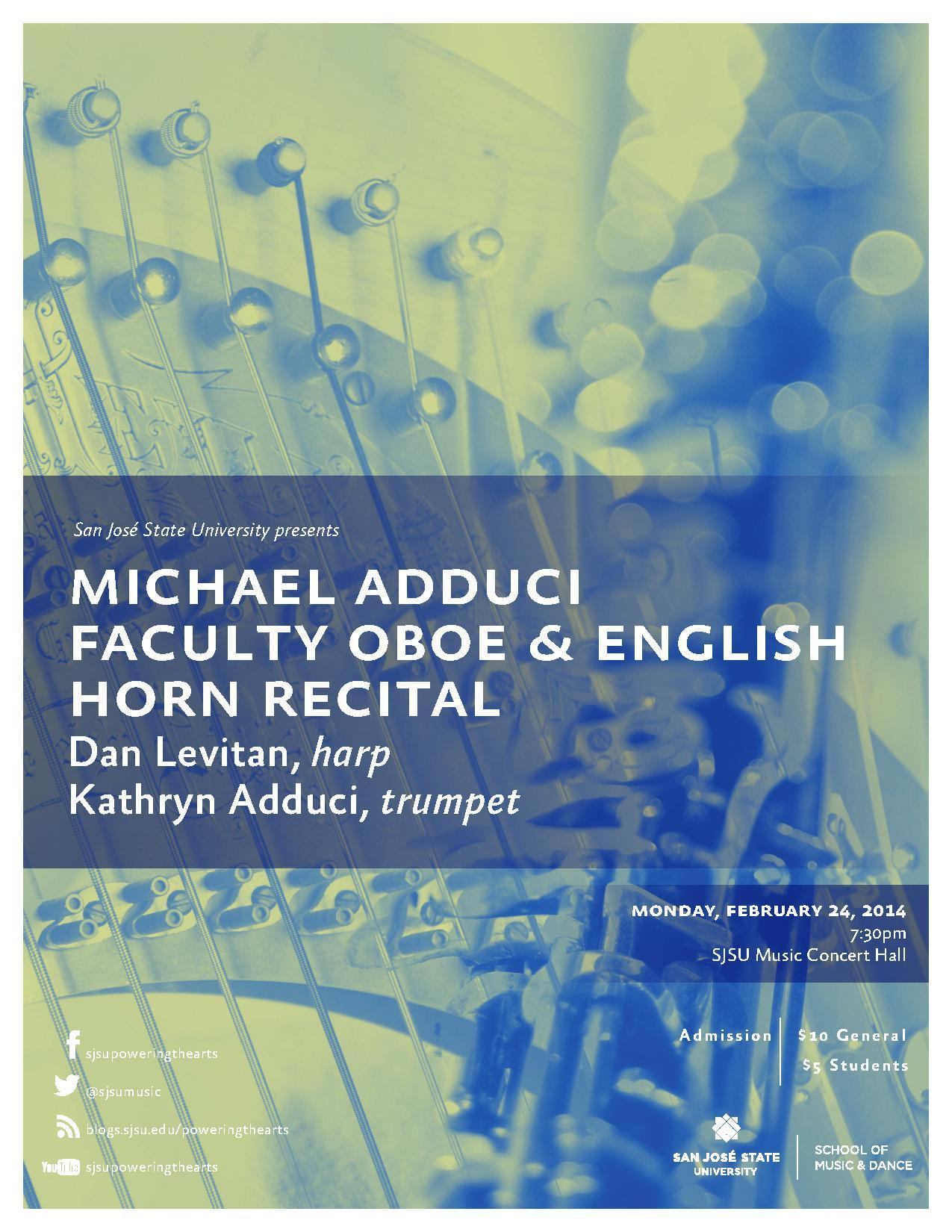 Adduci recital 022414