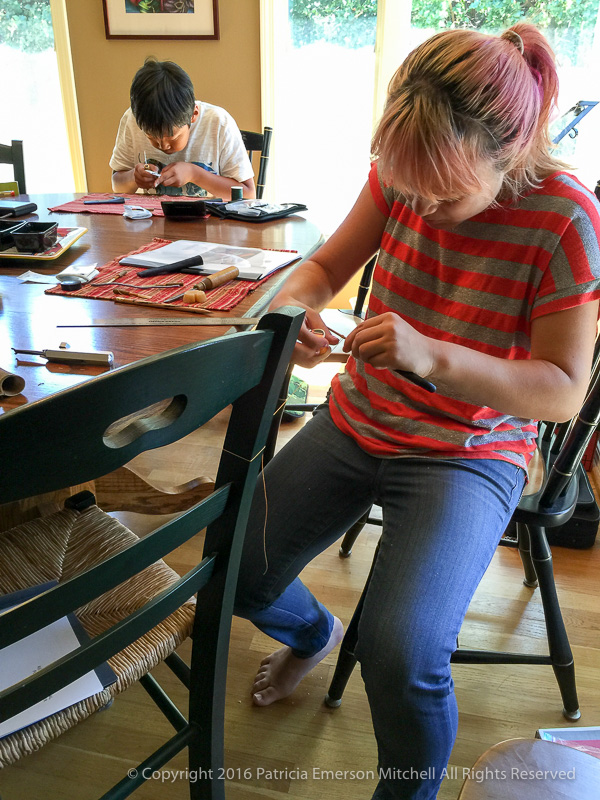 July2016ReedMakingClass-6